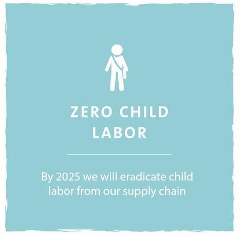Zero child labor