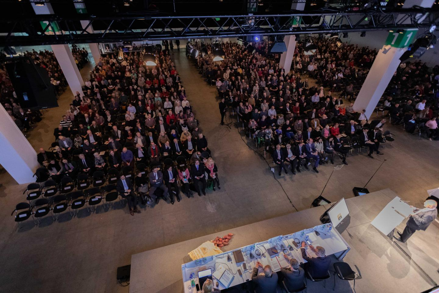 Annual General Meeting 2018 of Barry Callebaut AG