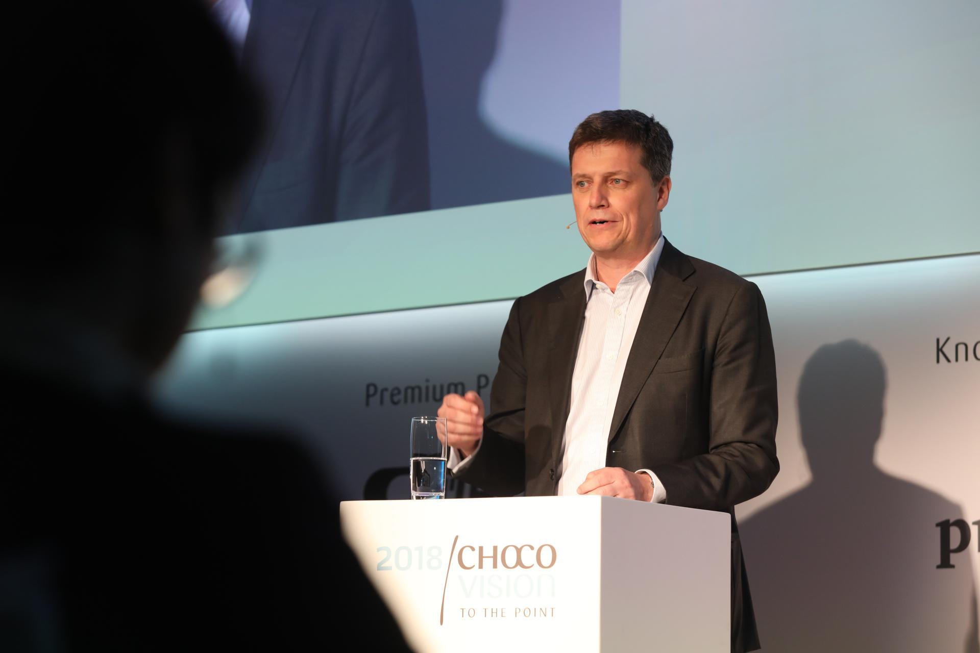 Antoine de Saint-Affrique's Closing Remark at CHOCOVISION 2018