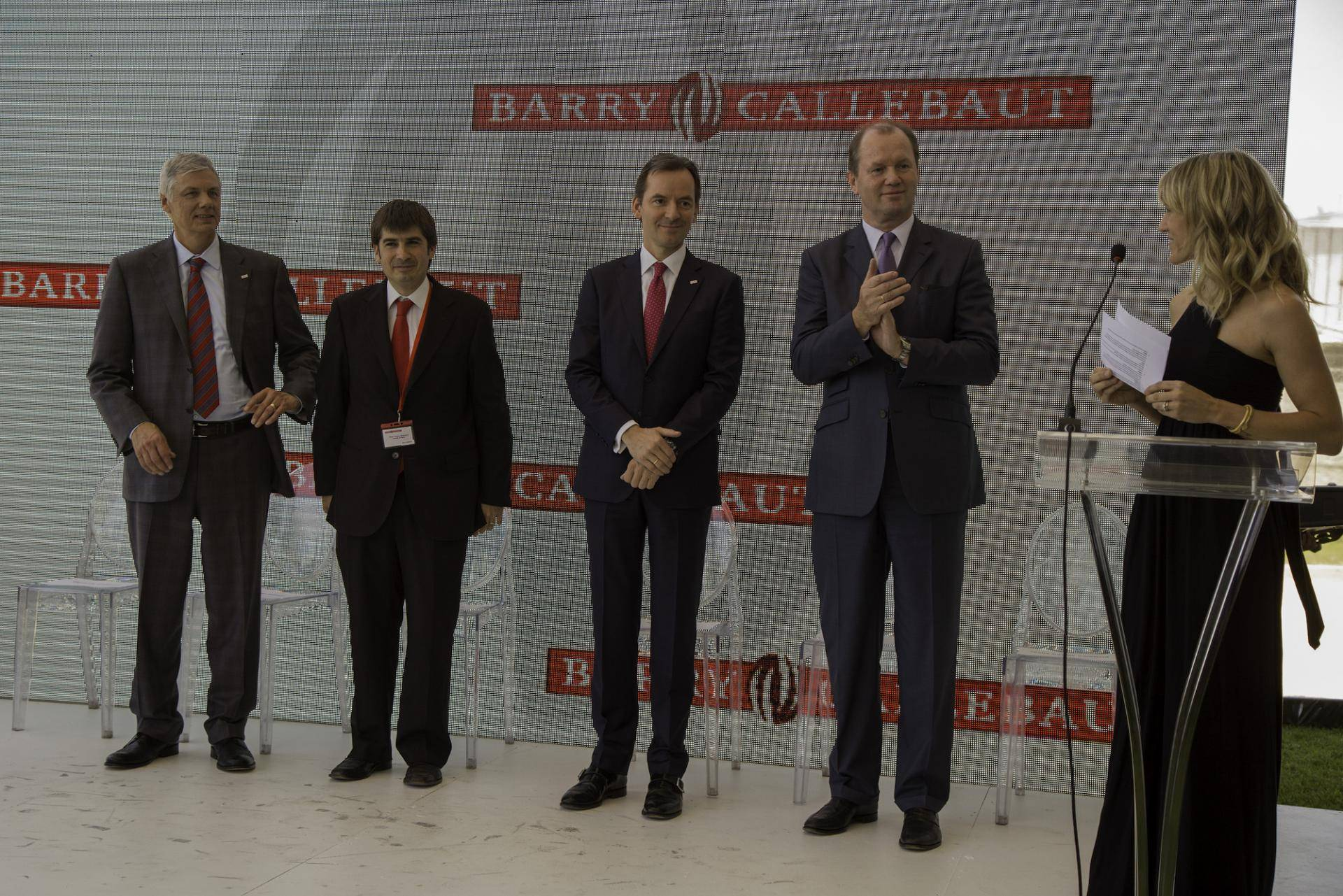 Barry Callebaut inaugurates its first chocolate factory in Chile