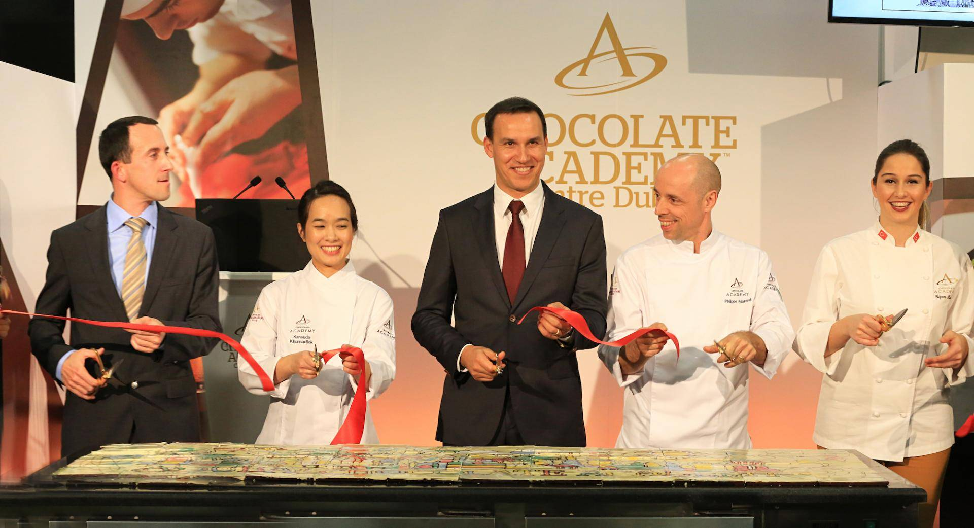 Barry Callebaut inaugurates new CHOCOLATE ACADEMY™ center in the Middle East