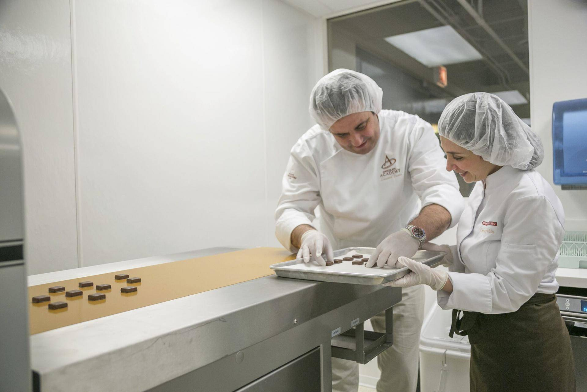 First United States Barry Callebaut Chocolate Academy