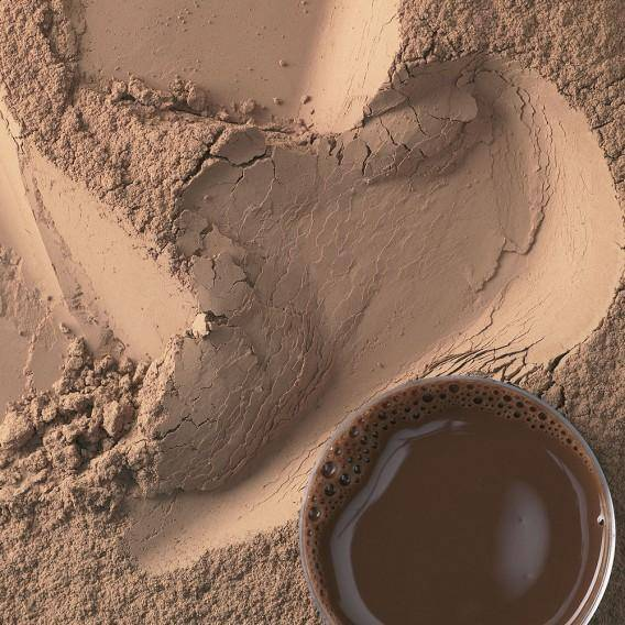 Acticoa cocoa powder with naturally preserved cocoa flavanols