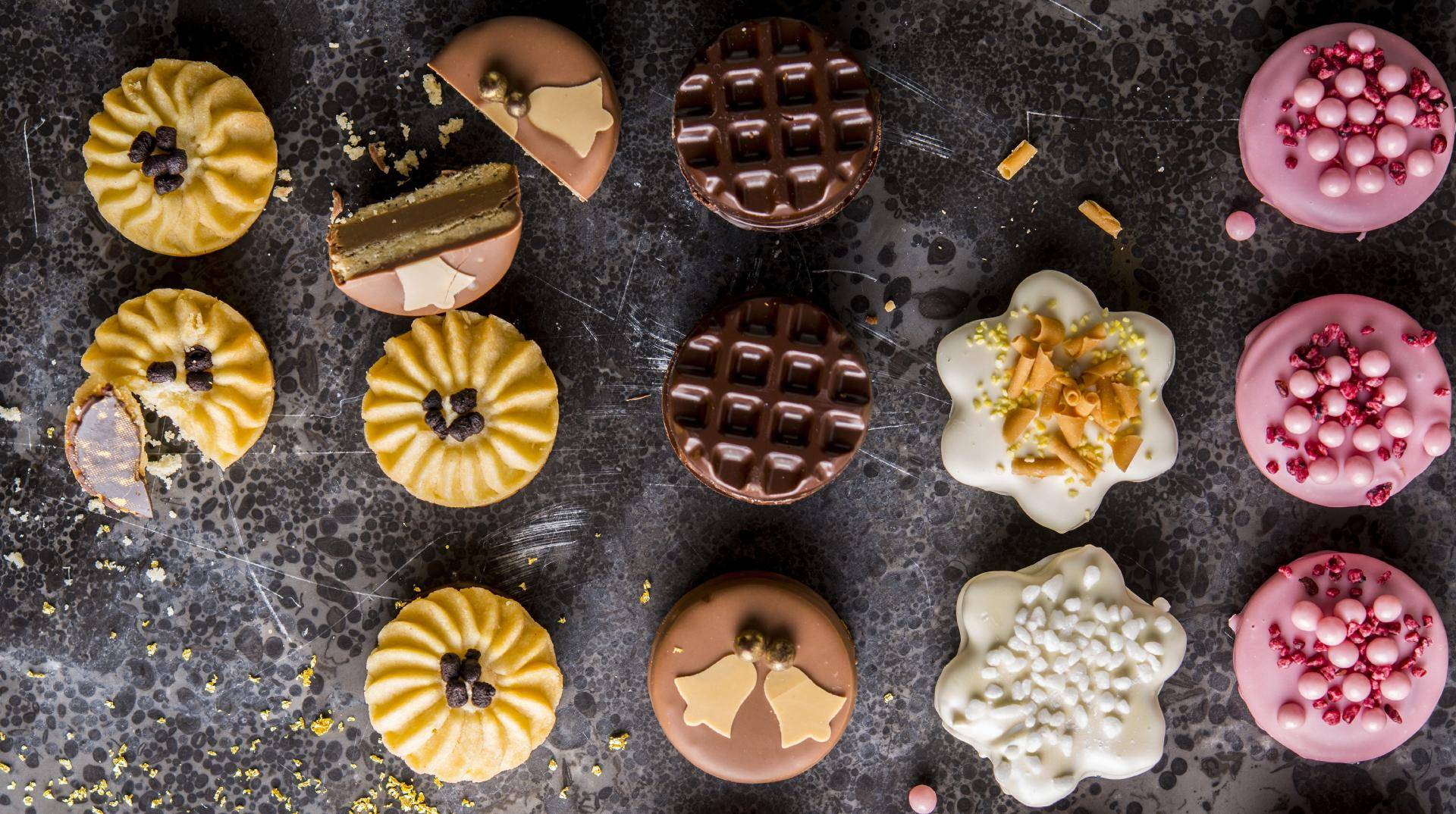 Barry Callebaut pastry creations