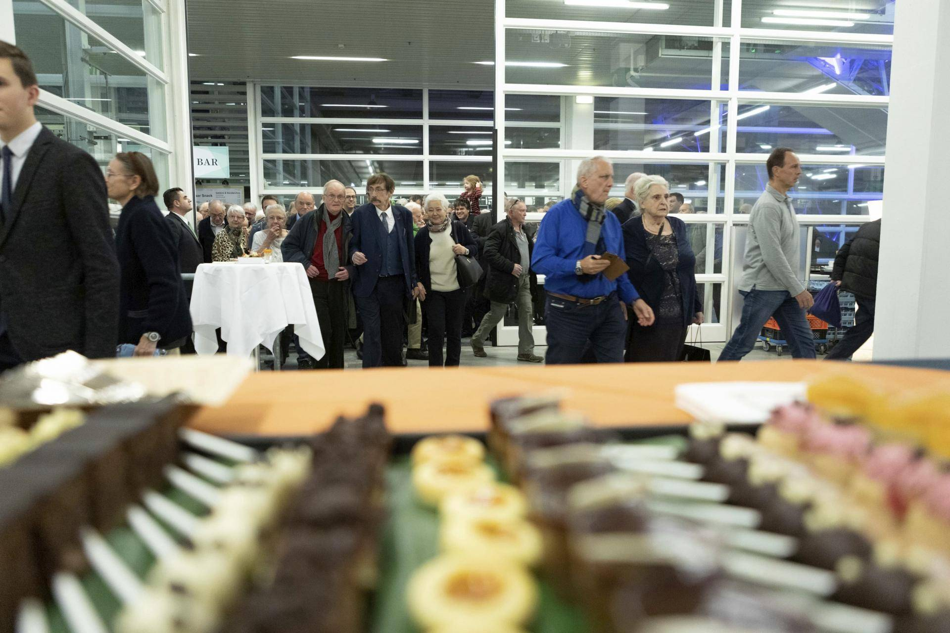 Annual General Meeting 2010 of Barry Callebaut AG