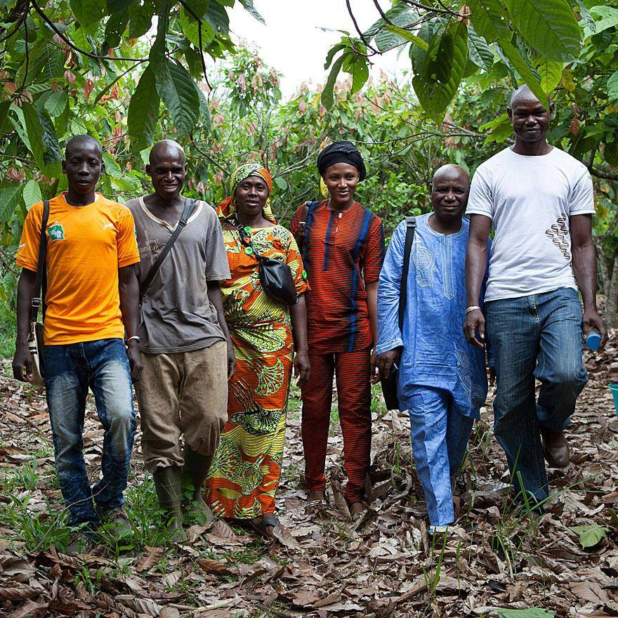 Cocoa Horizons sustainable cocoa farming