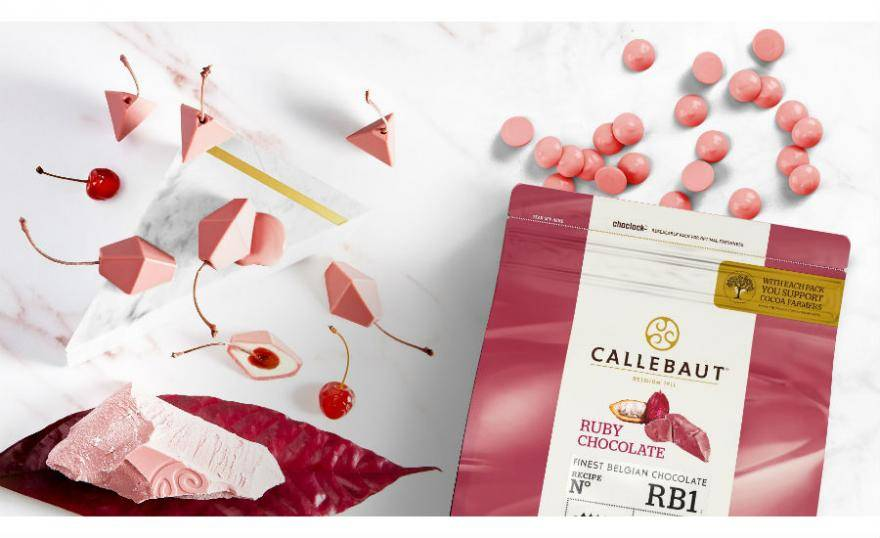 Ruby Chocolate for Artisans & Chefs: RB1