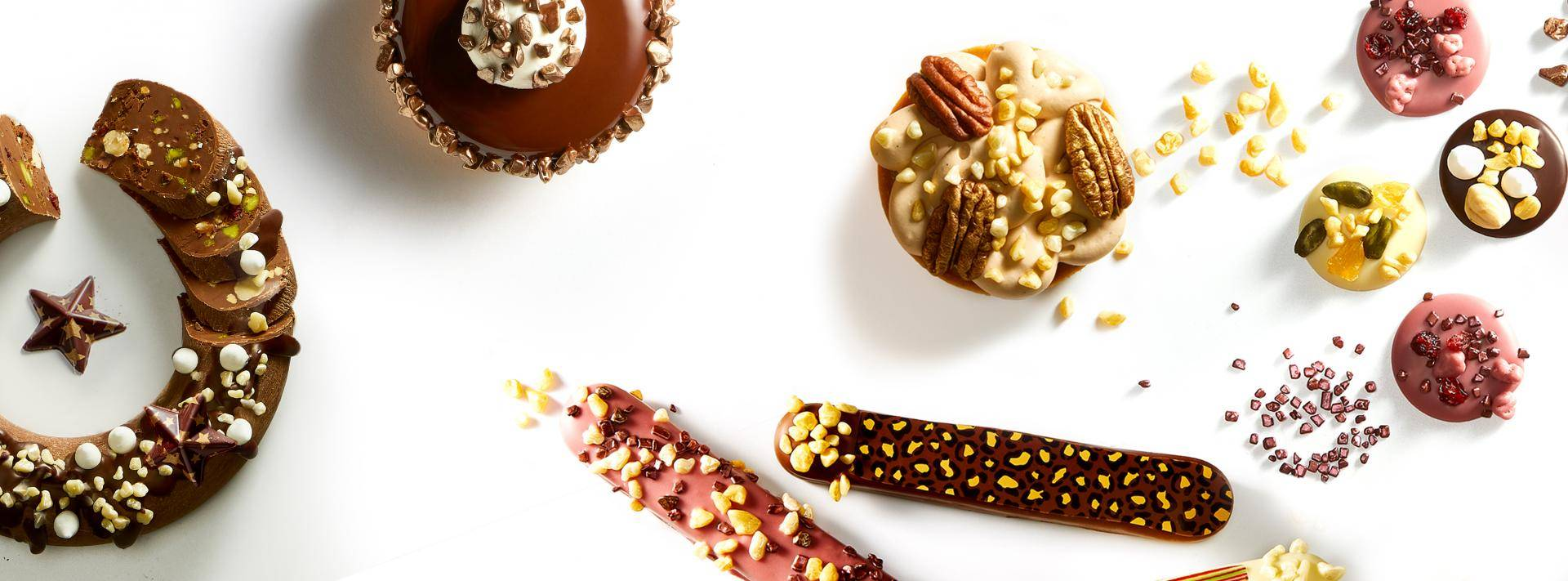 Glam-up the Festive Season with NEW Metallic Chocolate Sprinkles