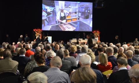 Barry Callebaut Annual General Meeting 2015