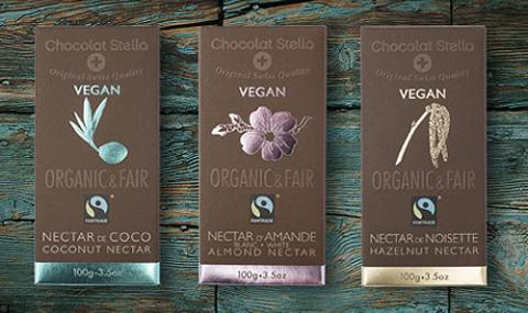 Chocolat Stella organic vegan fair chocolate - confectionery