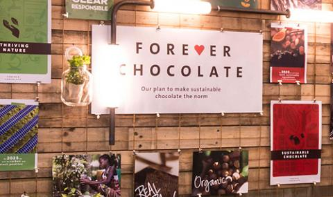 FIE2017 Forever Chcolate