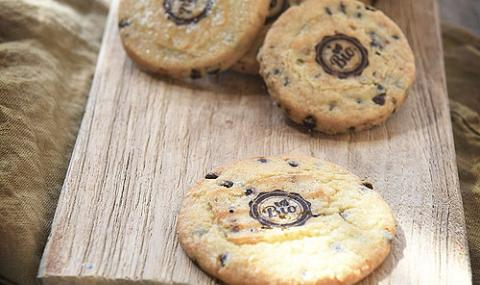 Organic chocolate chip cookies