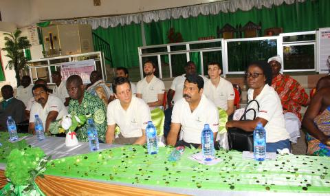 Barry Callebaut Group enhances efforts for signature  Cocoa Horizons sustainability programme in Ghana