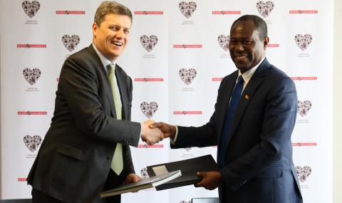 Barry Callebaut and the Ghana Cocoa Board sign letter of intent