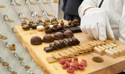 Barry Callebaut, Global Chocolatier, at ISM 2016