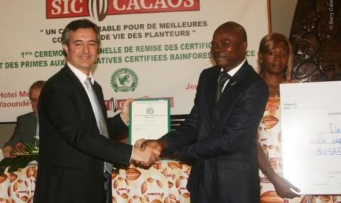 Sustainable Cocoa Program