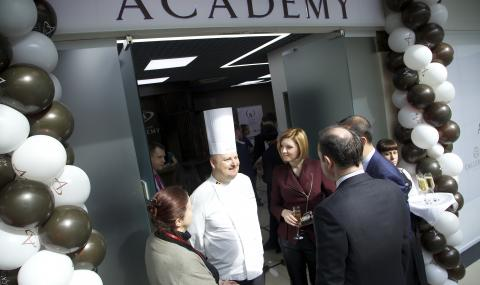 Opening ceremony of CHOCOLATE ACADEMY™ center in Moscow