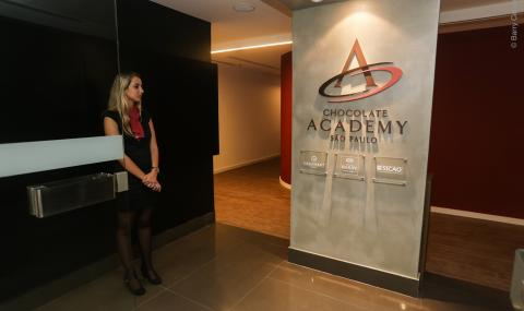 Inauguration Chocolate Academy Center Brazil