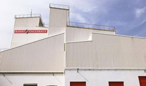 Barry Callebaut Abidjan new processing unit