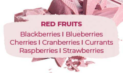 Ruby Pairings: Red Fruits
