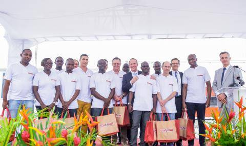 Team Barry Callebaut Abidjan