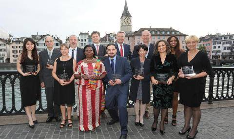 Barry Callebaut Chairman's Award Winners 2018