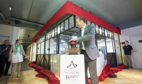 Barry Callebaut opens new CHOCOLATE ACADEMY™ centers in Antwerp/Belgium