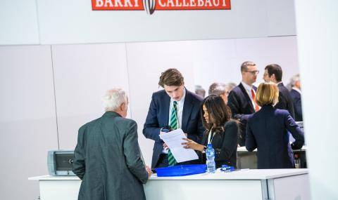 Barry Callebaut Annual General Meeting 2019