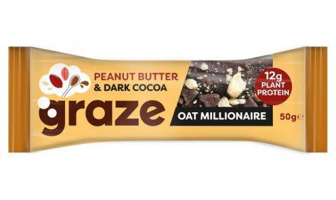 Cereal bar by Graze