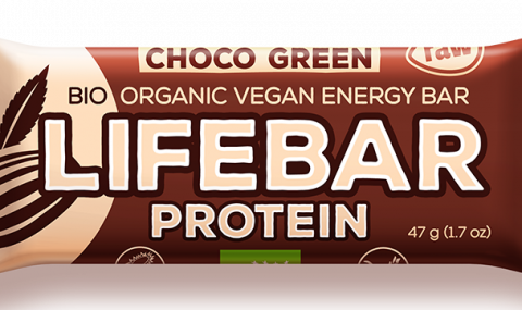 Protein bar by LIFEBAR
