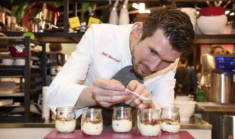 Joel Perriard, Chef Chocolatier. A heart for authentic chocolate experiences