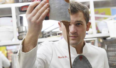 Martin Diez, Chef Chocolatier, Passionate about Culinary Art