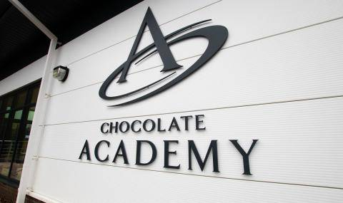 The new CHOCOLATE ACADEMY™ Center** in Banbury