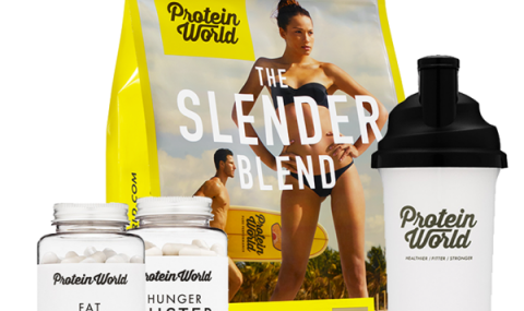 Protein world blends