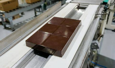 chocolate blocks - Barry Callebaut Singapore