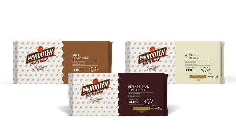 Van Houten Professional Compound Chocolate