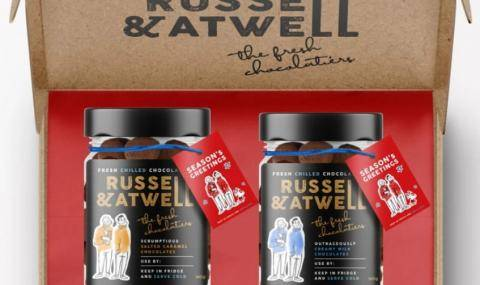 Russel & Atwell Fresh Chilled Chocolates