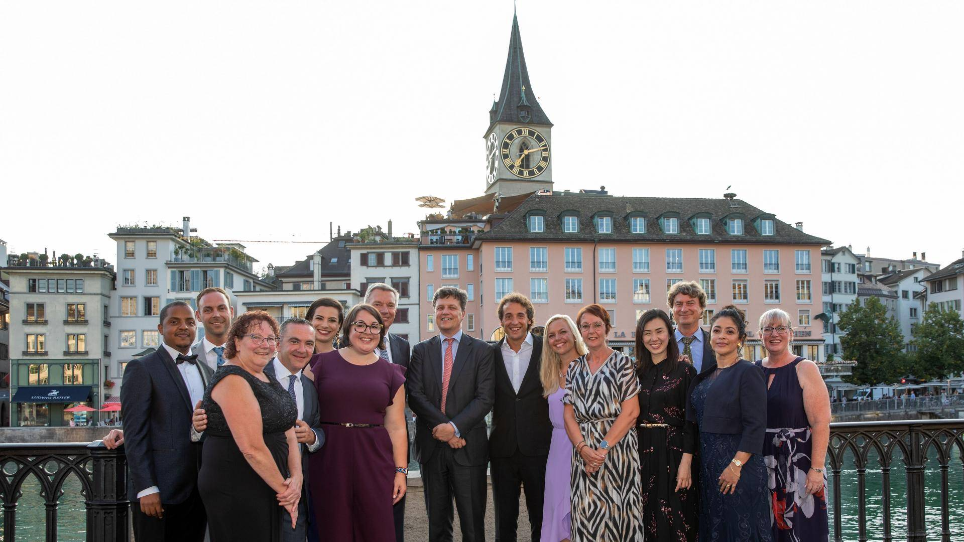 Barry Callebaut Chairmans Award 2019 Group Picture