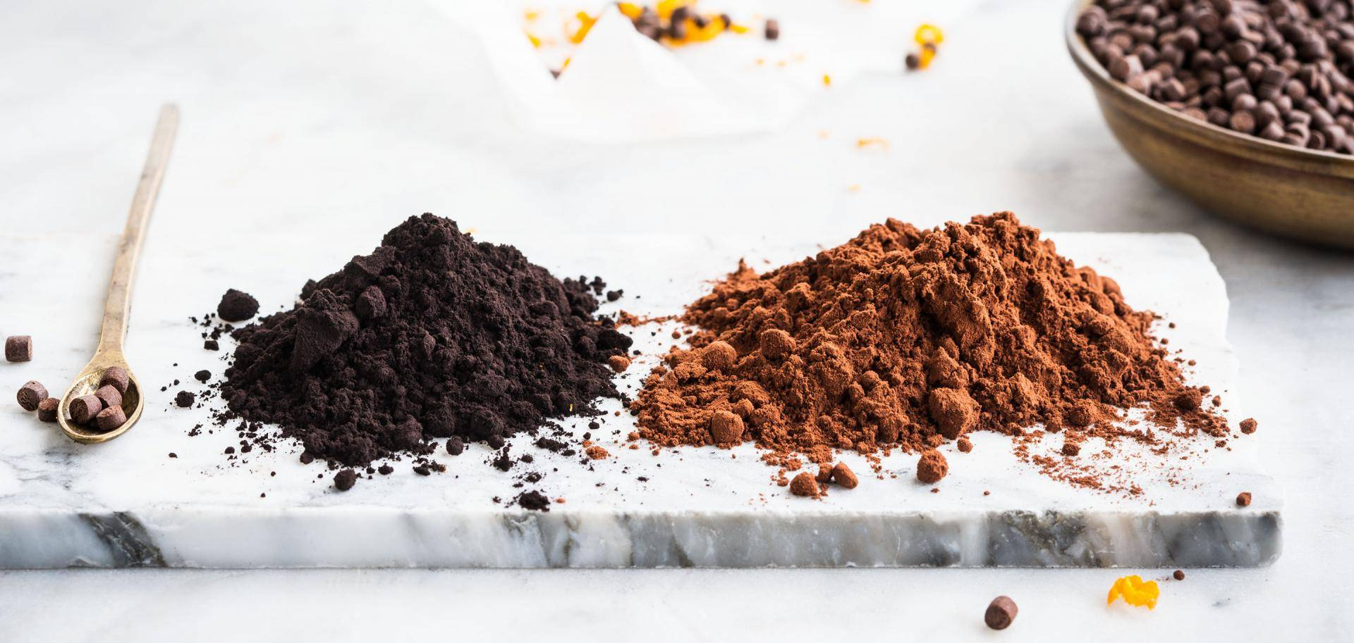 Bensdorp Single origin cocoa powders
