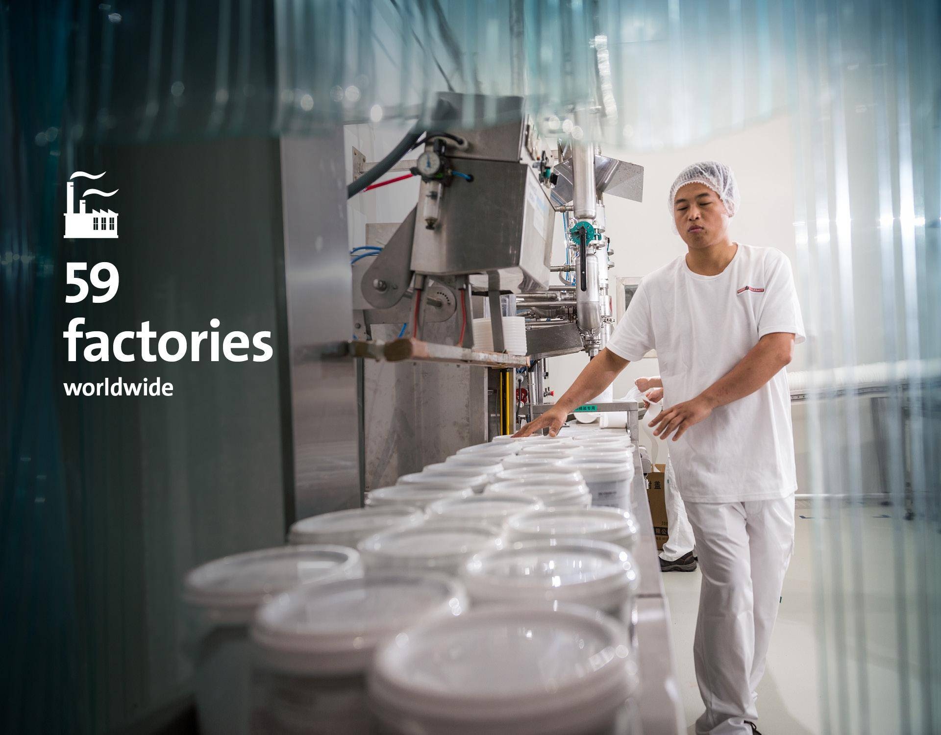 Image Slider Factories Fiscal Year 2017/18 Barry Callebaut Group