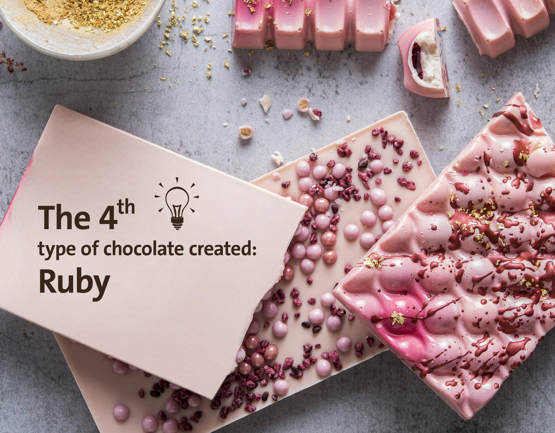 Image Slider Ruby 4th Fiscal Year 2017/18 Barry Callebaut Group