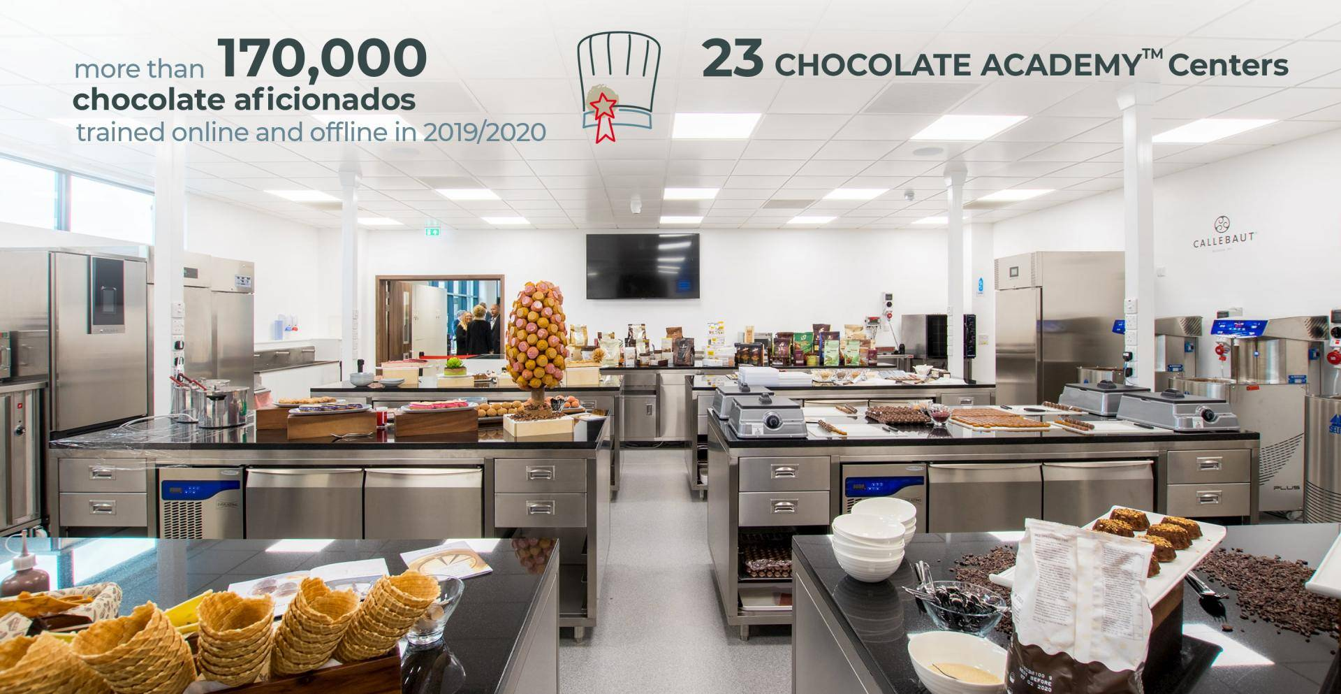Chocolate Academies Fiscal Year 2019/20 Barry Callebaut