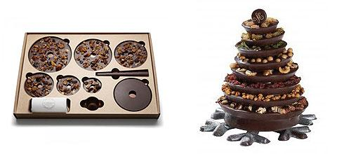 build your christmas dessert Alain Ducasse