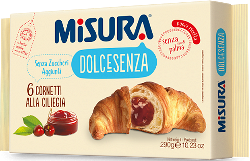 Misura croissant without added sugar