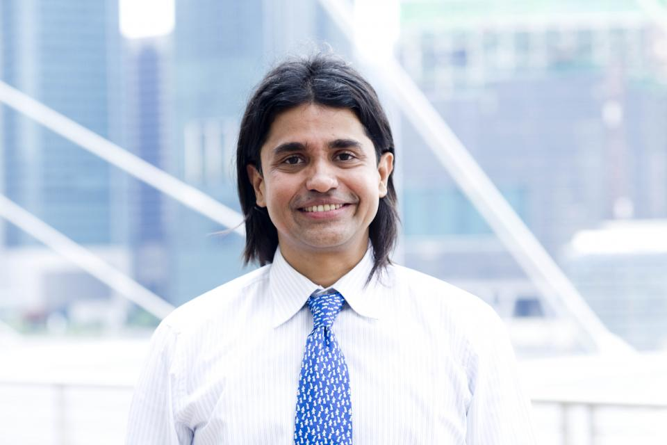 Partha Govindan,  Africa Regional Sustainability Director & GM Biolands Group