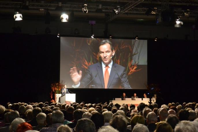 Barry Callebaut Annual General Meeting 2014