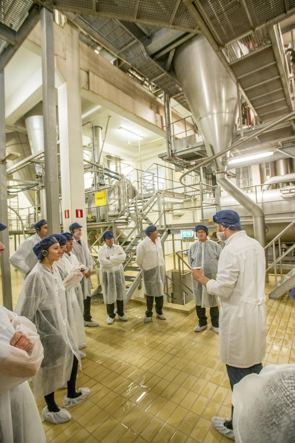 Barry Callebaut Beverages Production Site