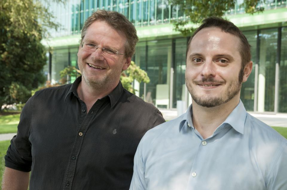 We interviewed Prof. Matthias Ullrich (left) and Gino Vrancken (right) on the status quo of the COMETA project.