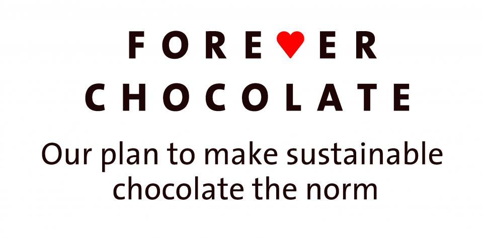 Forever Chocolate logo Barry Callebaut