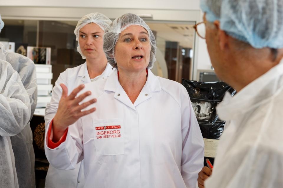 Ingeborg van Heetvelde, Team Lead Global Projects, Barry Callebaut